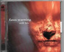 2 CD ALBUM 8 TITRES--FATES WARNING--STILL LIFE--1998