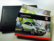 VAUXHALL Corsa * D MANUALE Pack + INFOTAINMENT Audio-Touch & connect LIBRO