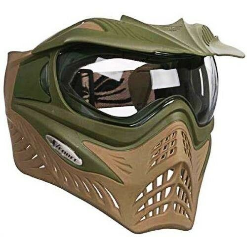 VForce Grill Goggles - Swamp - Olive Drab   Desert Tan