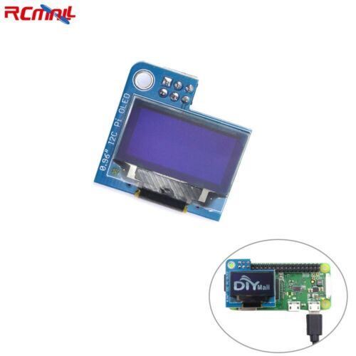 0.96 in environ 2.44 cm pioled 128x64 OLED Screen Display Module Blanc I2C pour Raspberry Pi