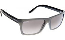 Gucci GG 1013/S 54SEU Matte Gray Gradient Sunglasses 56mm gg1013s 54s eu