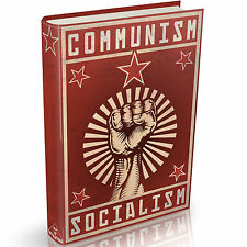 97 Communism & Socialism Books on DVD Lenin Communist Marxism Political USSR