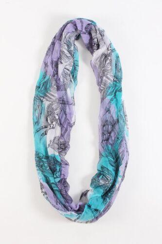 NEW Women Fashion Infinity Loop Scarf Circle Wrap Soft Light Weight All Seasons