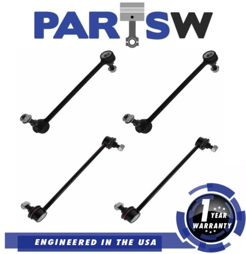 4 New Front /& Rear Sway Bar Links Toyota Camry Avalon//Lexus Es330 Rx350 1Y Wrty