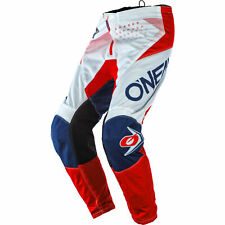 O/'Neal Element Warhawk MX DH MTB Pant Trousers Long Blue//Red 2020 ONEAL