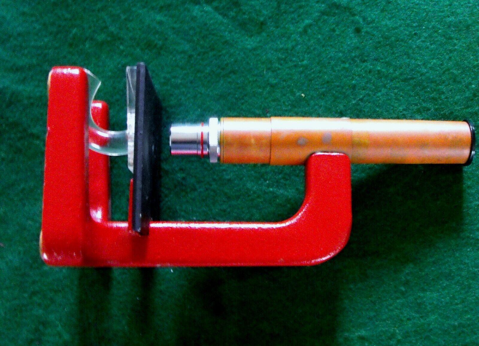 Magiscope from Brock Optical with LUMAROD 5X eyepiece from school sale LOWErot