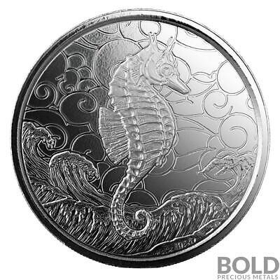 2020 Samoa Serpent of Milan 1 oz .999 Silver Coin BU