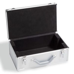 Exceptionnel Image Is Loading Aluminum Coin Suitcase Safe Travel Lockable Cargo Storage