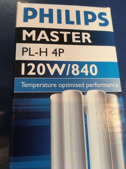 Philips Kompaktleuchtstofflampe MASTER PL-C 4P Lampe 26W G24q 830 Warmweiß