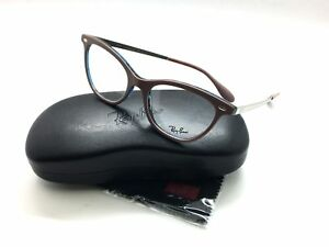 a707c286bd Ray Ban RB 5360 5715 Top Light Brown On Havana Blue RB 5360 5715 ...