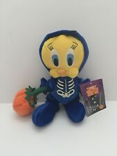 Warner Bros. Studio Store Exclusive - Tweety Skeleton Bean Bag - 1999