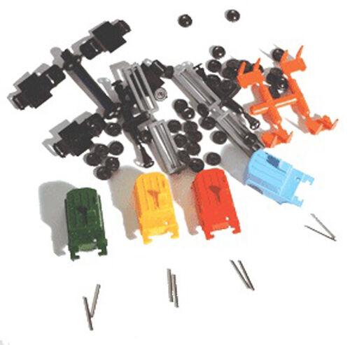 4 Stück Bausatz Gabelstapler MP3000 Maßstab 1:87 14 9999 80 H0
