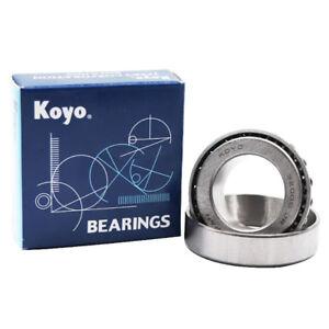 KOYO 30206 JR Tapered Roller Bearings 30x62x16mm