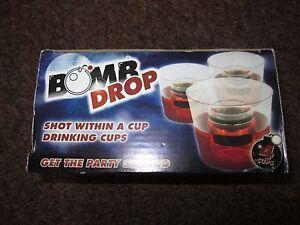 Appris Entièrement Neuf Dans Sa Boîte Abattu Dans Une Tasse Potable Cups-bombe Drop-afficher Le Titre D'origine Vente D'éTé SpéCiale