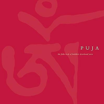 1 of 1 - Puja: The FWBO Book of Buddhist Devotional Texts by Windhorse Publications...