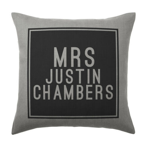 Justin Chambers Cushion Pillow Cover Case Gift