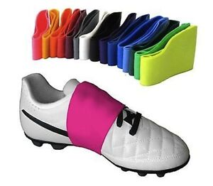new sweet spot youth kids adults teens soccer shoe lace covers