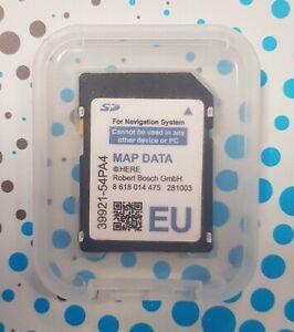 SD Card GPS Suzuki SLDA Europe 2020-39921-54PA5