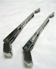 """6""""-8"""" Hook & Saddle Type Universal Clamp-On Wiper Arms for Chopped Windshields"""