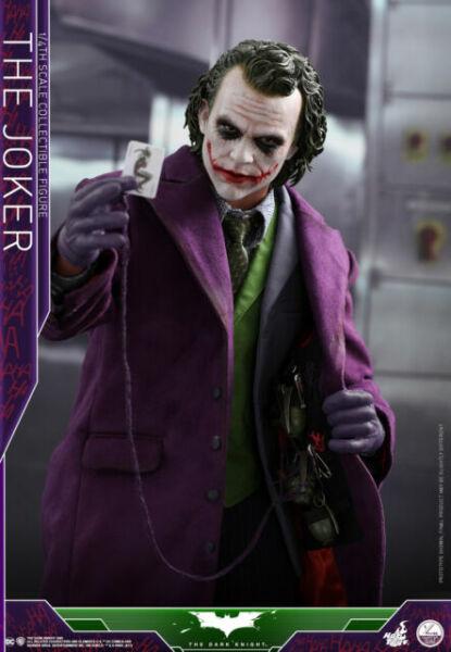 HC Toys The Dark Knight  The Joker Vol.3 1//4 Scale Action Figure New 30cm