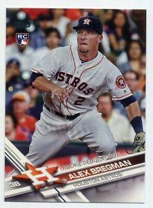 2017-Topps-Update-ALEX-BREGMAN-Logo-Rookie-Card-RC-debut-US150-Houston-Astros
