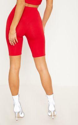 WunderschöNen Women's Summer Cycling Plain Stretch Sporting Goods Girl Basic Hot Shorts Pants