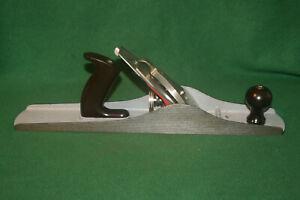 FINE-CLEAN-CONDITION-Antique-Vintage-Craftsman-034-C-034-No-3748-Fore-Plane-Inv-LA13