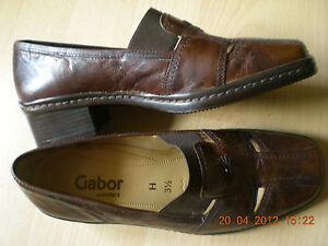 36 Gr ovetto basse Gabor Scarpe e 5 nuovo da Comfort marrone marrone 3 donna Scarpe axqYa0wnBS