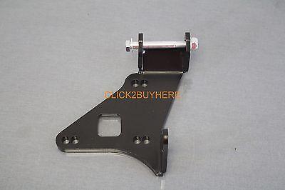 For H22 Alternator Relocator Bracket H-series Swap H2B Conversion