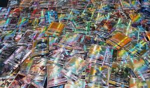 Cartes-Pokemon-GX-brillantes-Ultra-rares-en-francais
