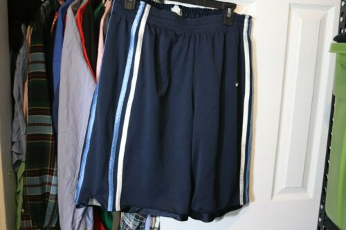 Mens Nike Sweat   Shorts Dark Blue XL