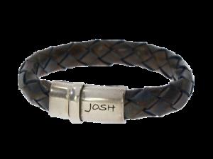 Schmales-Lederarmband-geflochten-von-JOSH-9118