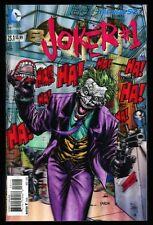 Batman #23.1 Villains Month Joker 2d Cover 1st Printing DC Comics The 52