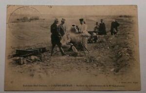 485-Antica-Cartolina-Estremo-Sud-Oran-Sezione-da-la-Mitragliatrice