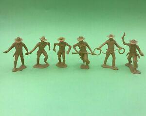 6-soldatini-plastica-far-west-COWBOY-BANDITI-8cm-tipo-dulcop-atlantic-marx-cane-039