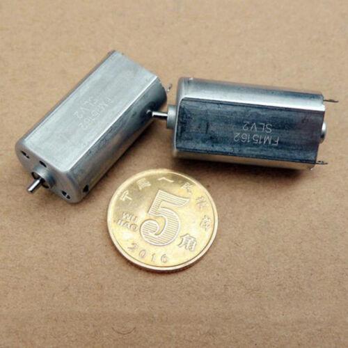 DC 3V 5V 6V 12700RPM High Speed Precious Metal Brush Mini 050 DC Motor DIY Toy
