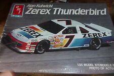 AMT 6739 Alan Kulwicki Zerex Thunderbird Model Kit