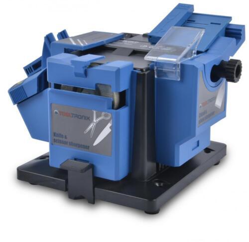 Tooltronix 96 W Multi Purpose Drill HSS Bit Couteau Ciseaux Burin Power Sharpener