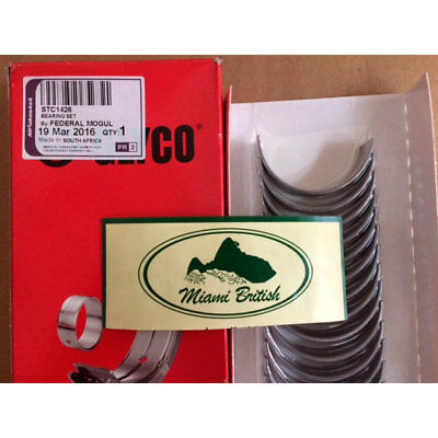 LAND ROVER DISCOVERY 1 /& 2 AND RANGE ROVER P38 0.10 SIZE CON ROD BEARING SET