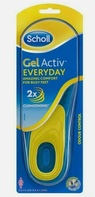 Scholl Gel Activ Women Everyday Insoles