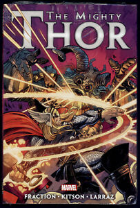 The-Mighty-Thor-Vol-3-Fraction-Hardcover-HC-Graphic-Novel-Marvel-Comics