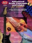 Jean Marc Belkadi: Advanced Scale Concepts and Licks for Guitar by Jean Marc Belkadi (Paperback, 1999)