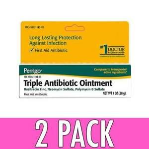 Perrigo Triple Antibiotic Ointment 1oz 345802143037s330