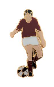 Northampton Town Football Player Pin Badge - LAST FEW