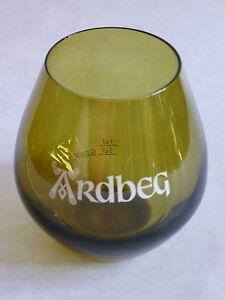 Ardbeg - 1x whisky bechertumbler pour single Islay Malt scotch whisky  </span>