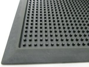 Large Heavy Duty Industrial Rubber Mat Bar Safety Anti-Fatigue Floor