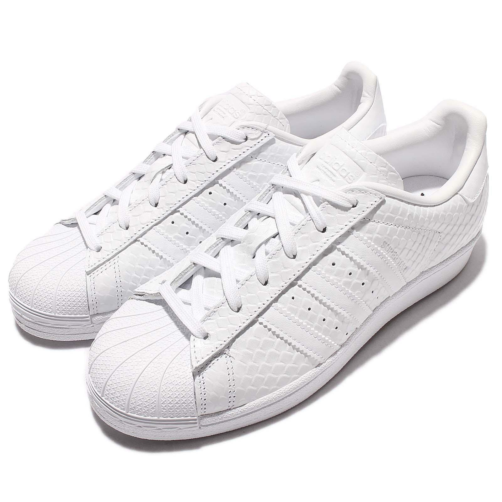 best service 03afe f41d8 NIB NIB NIB Adidas Originals Superstar W Women s Shoes White S76148 size  8.5 a3ad56