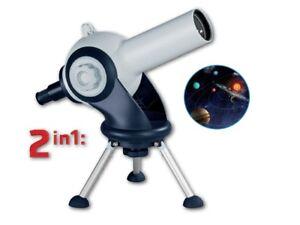 Bresser junior argo kids 2 in 1 telescope microscope