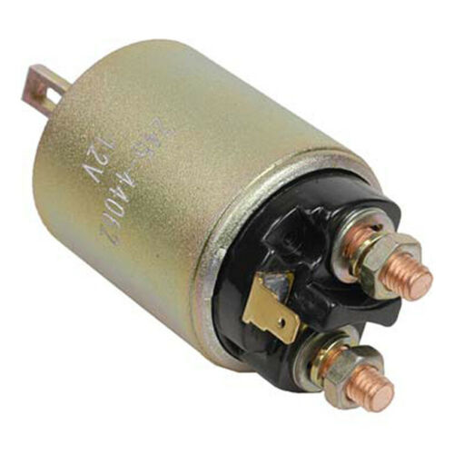 NEW SOLENOID FITS YANMAR MARINE ENGINE 3JH2BE 3JH2E 3JH3Z 2114-57508 23343-M4900