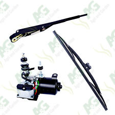 Wiper Motor Kit 12V HD . Suitable For Tractors, Diggers, Forklifts